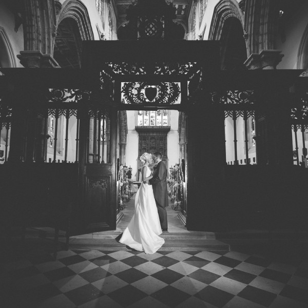 Auckland Castle Wedding