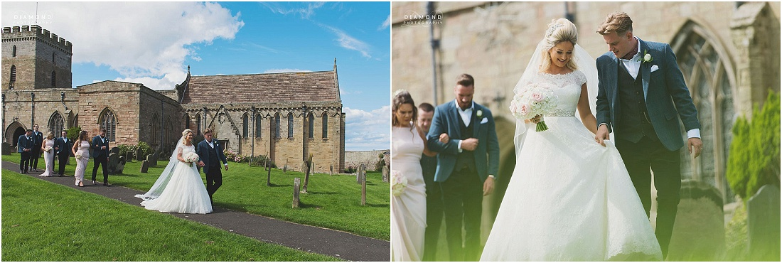 Wedding Photography St Aidans Bamburgh