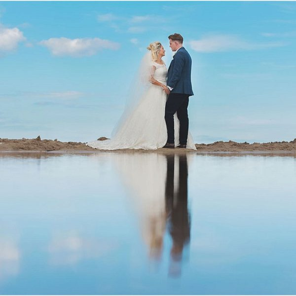 Sophie & John - Wedding Photography Bamburgh